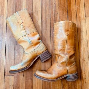 Vintage 80s Campus boot in size 8.5-9 W